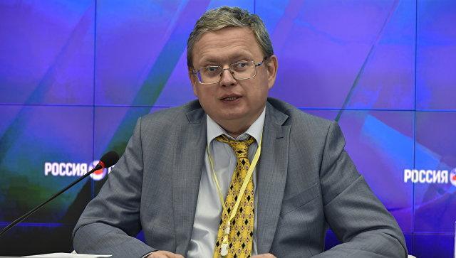 Экономист, политолог, постоянный член Изборского клуба Михаил Делягин