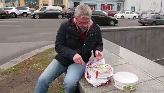 Корреспондент НТВ Вячеслав Немышев. Архивное фото