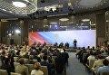 Рабочая поездка В.Путина в Крымский федеральный округ. Второй день