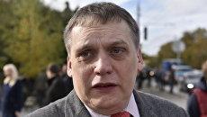 Секретарь правления Русского культурно-просветительского общества в Польше Андрей Романчук