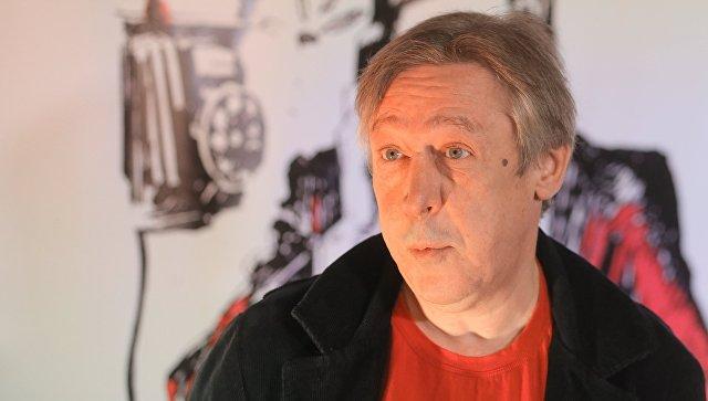Актер Михаил Ефремов. Архивное фото