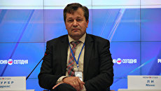 Немецкий политик и общественный деятель, председатель фракции в городском совете Квакенбрюк Андреас Маурер