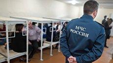 Защитное сооружение в Московской области
