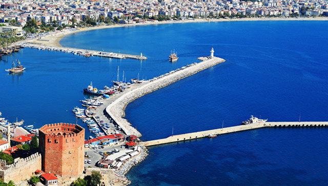 Гавань Аланья в Турции. Архивное фото
