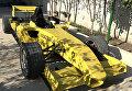 Азербайджанец собрал болид Ferrari у себя во дворе