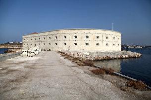 Константиновская казематированная батарея в Севастополе