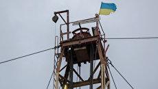 Добыча газа в Львовской области Украины. Архивное фото