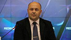 Заместитель министра промышленной политики Республики Крым Константин Равич