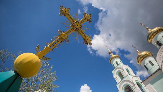 Храм на Украине