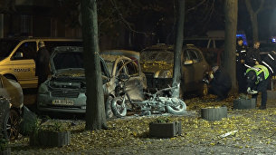 Был очень мощный взрыв - очевидец о теракте в Киеве