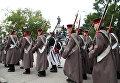 Участники военно-исторического фестиваля Русская Троя, Севастополь