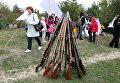 Военно-исторический фестиваль Русская Троя в Севастополе