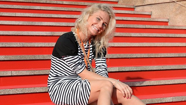 Теле- и радиоведущая, журналист Екатерина Гордон