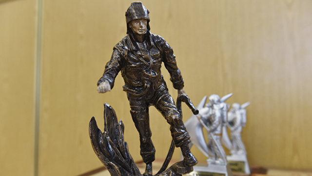 Награды IX Всероссийского фестиваля по тематике безопасности и спасения людей Созвездие мужества 2017