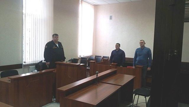 ВСимферополе 2-х военных осудили запопытку контрабанды оборудования для вертолетов