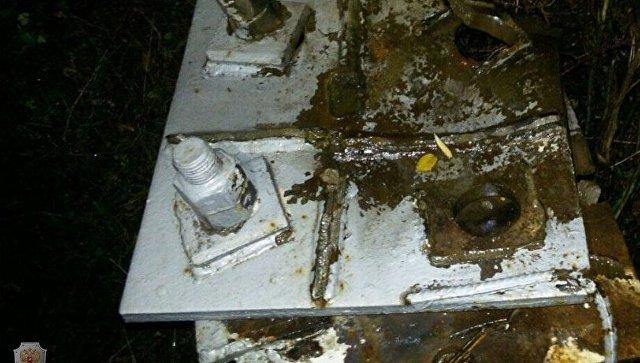 НаЮБК отремонтировали поврежденный газопровод— Аксенов
