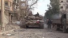 Битва за Дейр-эз-Зор: сирийская армия освободила город от боевиков ИГ*