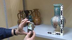 В Крыму пресекли контрабанду культурных ценностей в крупном размере