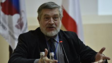 Израильский политолог Авигдор Эскин на форуме друзей Крыма в Ялте