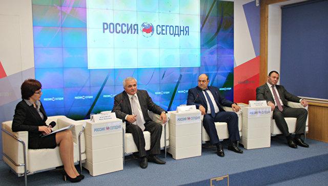 Пресс-конференция на тему: Россия и Болгария: возможности народной дипломатии