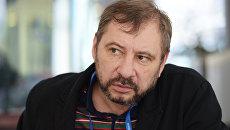 Журналист РИА Новости Захар Виноградов
