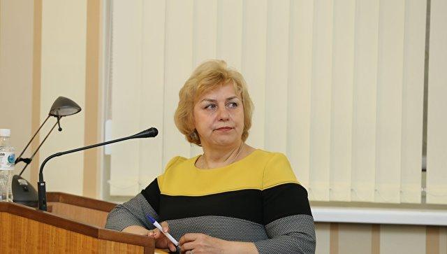 Нина Зотович. Архивное фото