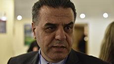 Министр просвещения Сирийской арабской республики Хазван Альваз на форуме друзей Крыма в Ялте