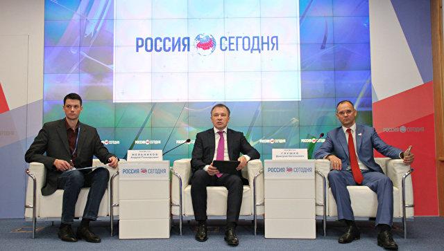 Пресс-конференция: Профессионалы - залог роста экономики Крыма