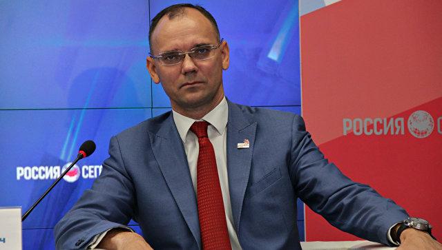 Заместитель генерального директора Союза Молодые профессионалы (WorldSkills Russia) Дмитрий Глушко