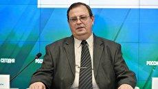 Проректор КФУ по международной деятельности и информационной политике Сергей Юрченко