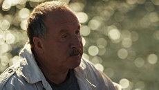 Актер Владимир Стеклов на съемках фильма В Кейптаунском порту