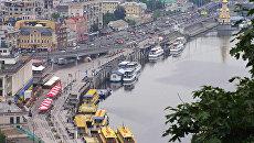 Город Киев. Архивное фото