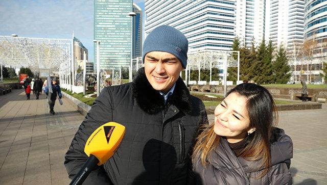 Казахстан: опрос по Крыму