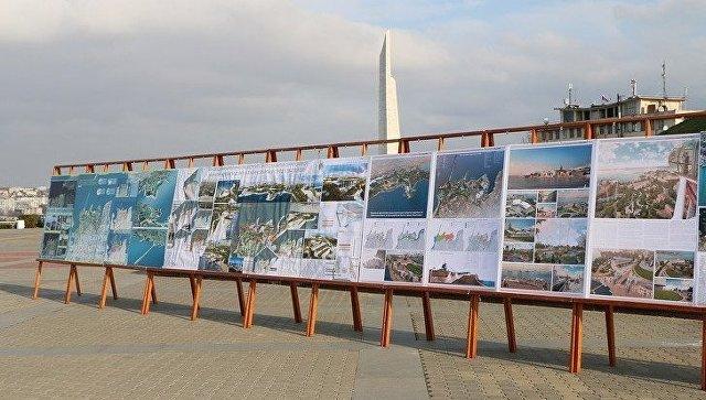 Севастопольские архитекторы выбрали лучшие концепции парка «Защитникам Севастополя 1941— 1942 годов»