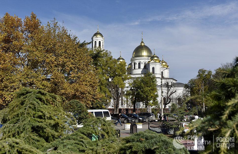 Александро-Невский собор в Симферополе