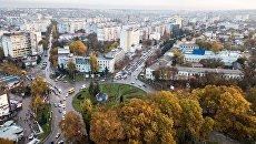 Город Симферополь. Кольцо