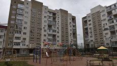 Дом образцового содержания в Симферополе, по улице Киевская 179а