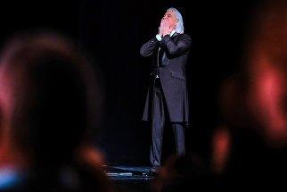 Концерт Дмитрия Хворостовского в Санкт-Петербурге