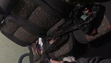 У задержанных меджлисовцев* нашли оружие, наркотики и экстремистскую литературу