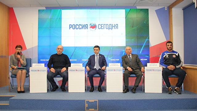 Пресс-конференция: Национальная борьба куреш: перспективы развития