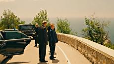 Скриншот трейлера фильма Каникулы президента