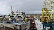 Тольяттинский судоремонтный завод
