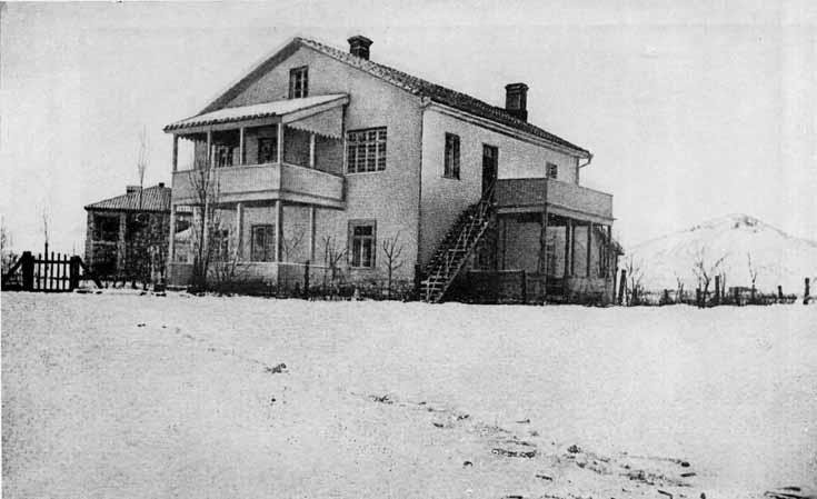 Дом поэта Максимилиана Волошина в Коктебеле