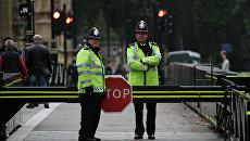 Полицейские в Британии. Архивное фото