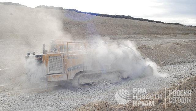 Строительство объездной дороги Дубки - Левадки