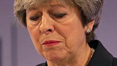 Британский премьер Тереза Мэй. Архивное фото