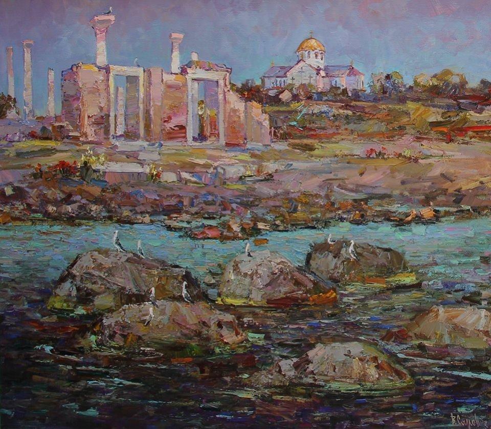 На рассвете, Владимир Сяров