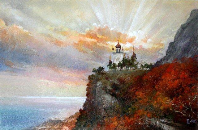 Форосская церковь, Татьяна Шевченко