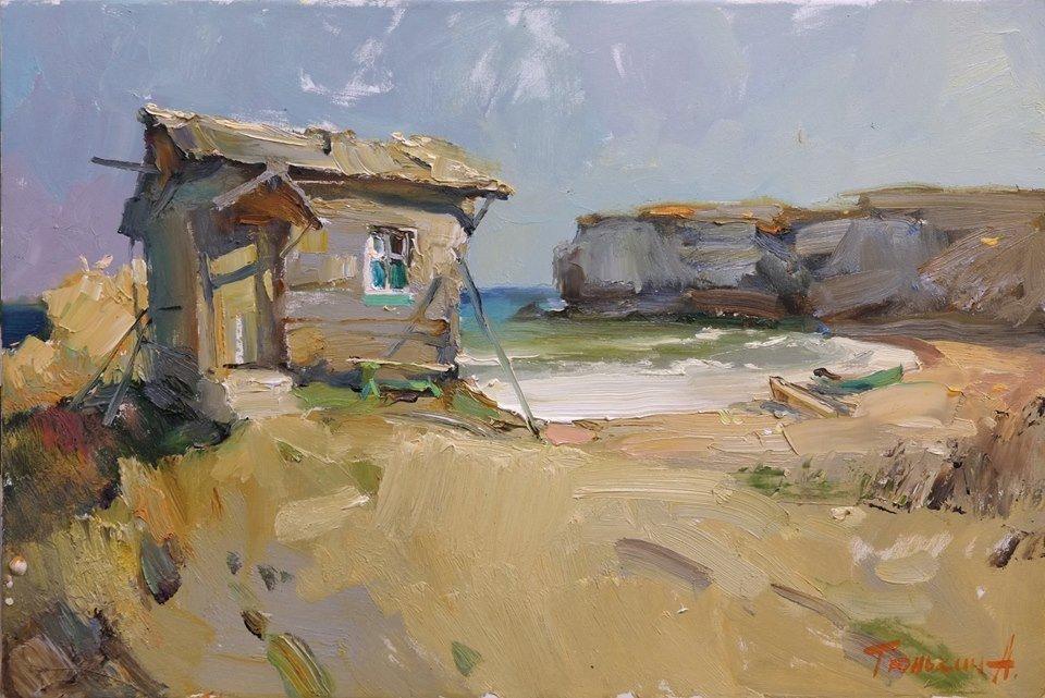 Генеральские пляжи, Александр Тюнькин