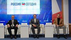 Пресс-конференция Феодосия после курортного сезона: новые задачи